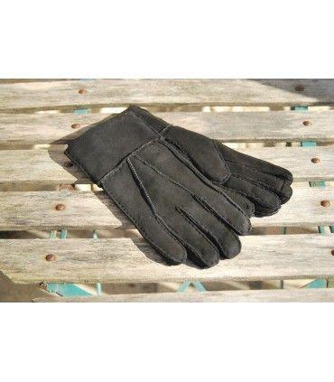 Echte Lammfell Handschuhe