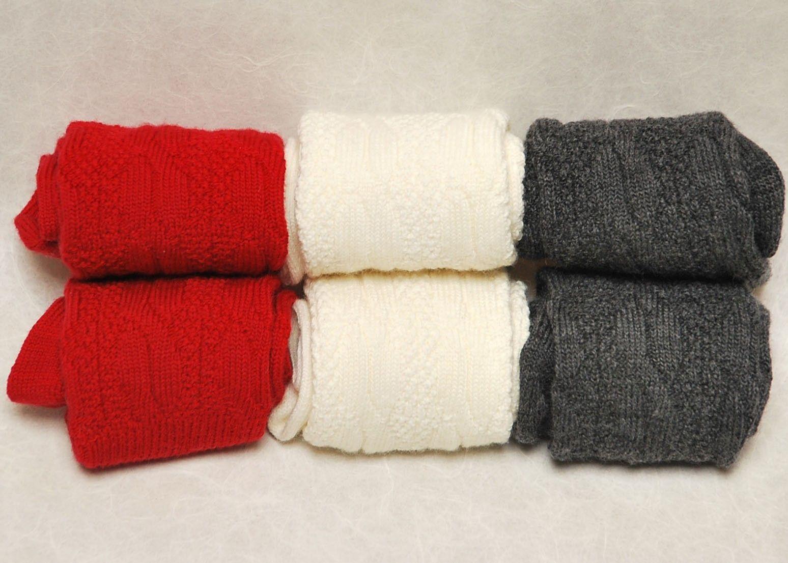 Laine Suédoises 90 Chaussettes Hautes Torsades rdoCexBW