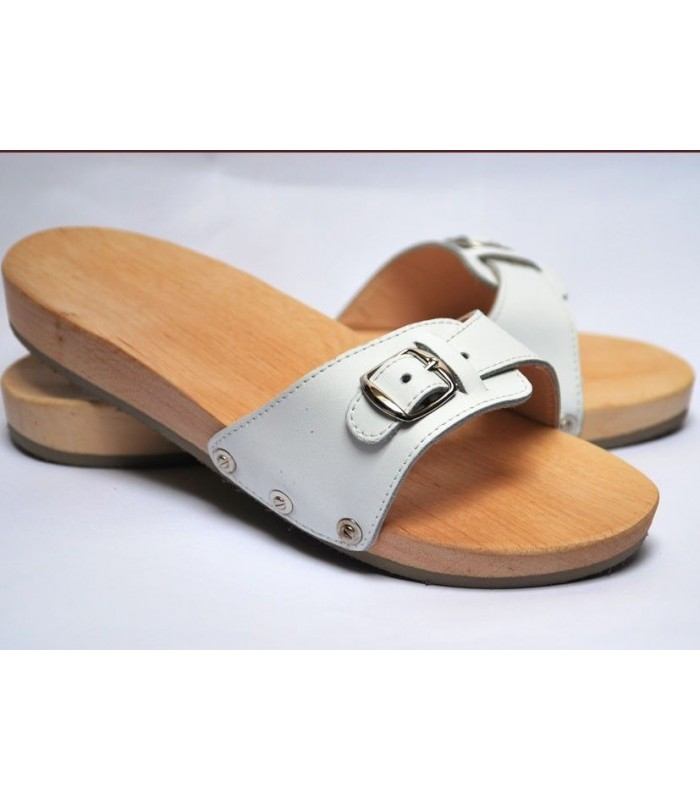 Maple Sandals Leather Sandals And And Wood Leather Maple Sandals Wood gb7yvf6Y