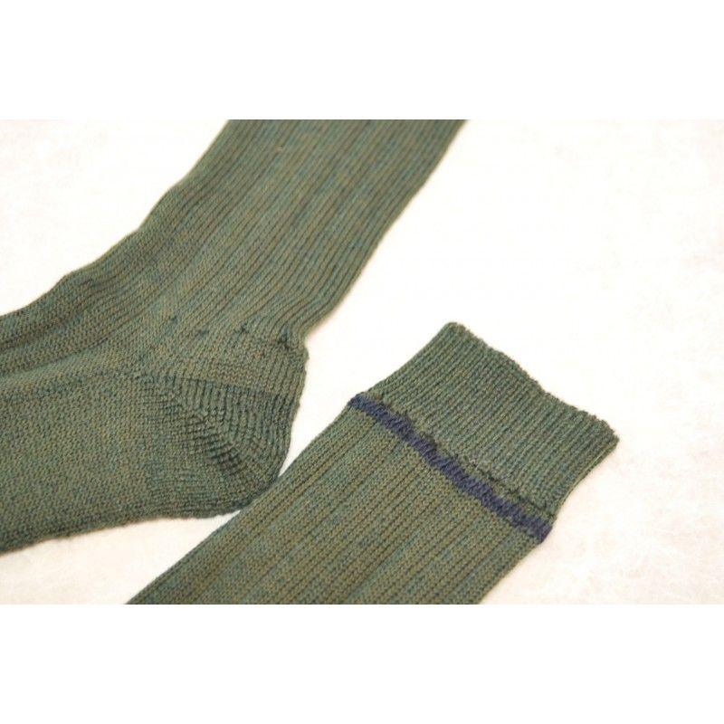ec12c61a6c3 Chaussettes chaudes laine de l armée finlandaise renforts bouclettes