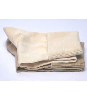 Chaussettes femme non comprimantes bambou antibactérien