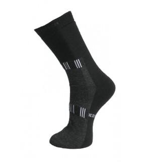 X silver Nordic ski Merino Wool Socks