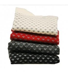 Chaussettes fines laine mérinos : 2+1 gratuite