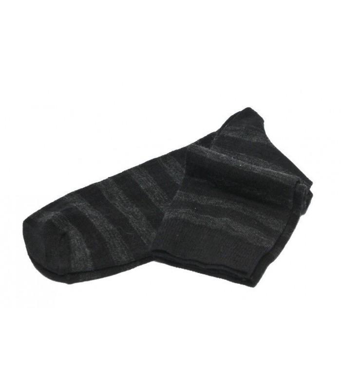 Chaussettes femme laine mérinos
