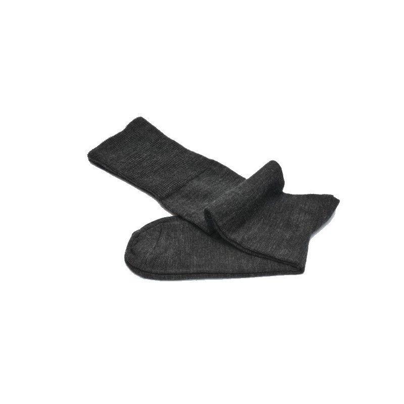 chaussettes chaudes hautes femme 75 laine m rinos tr s fines. Black Bedroom Furniture Sets. Home Design Ideas