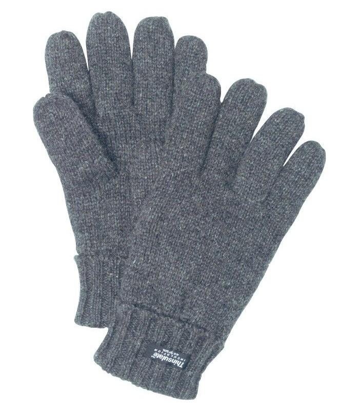 glove shetland wool