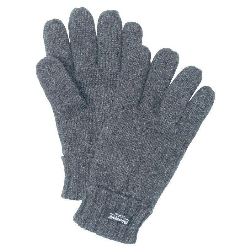 gants gris en laine shetland 100 esprit nordique