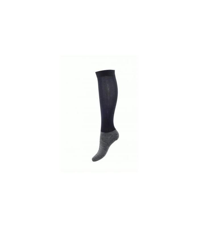 Kneehigh wool boots socks