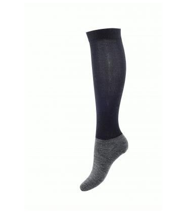Chaussettes hautes spéciales bottes étroites
