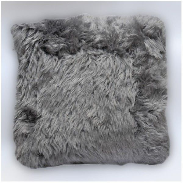 coussin poils longs 100 laine de mati re recto 100 laine de pictures to pin on pinterest. Black Bedroom Furniture Sets. Home Design Ideas