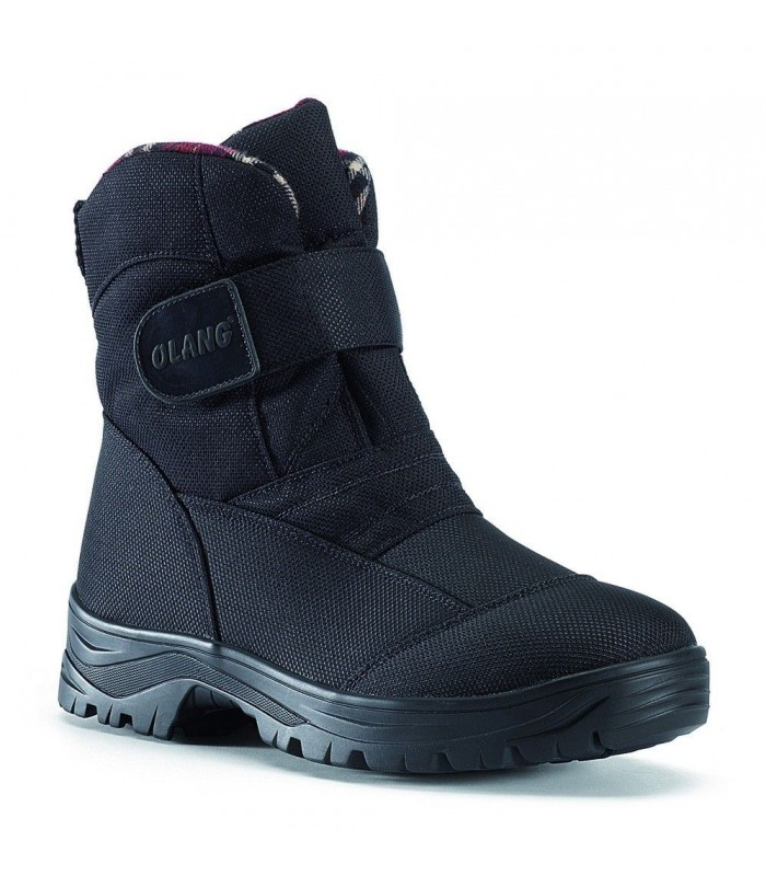 unisexe snow boot with Stainless steel studs OC System