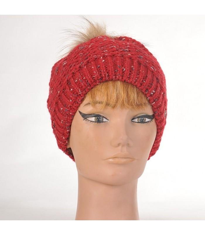 Bonnet Femme Pompon Noir   Ústav konkurencieschopnosti a inovácií 637d3a8b650