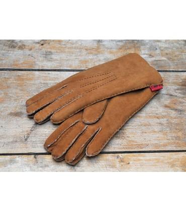 Fliegen Echt Lammfell Handschuhe
