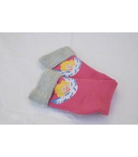 Calcetines de lujo gato púrpura 36-39