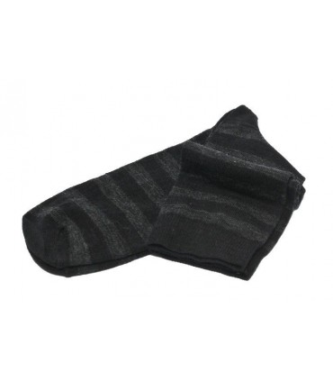 Chaussettes homme laine mérinos rayures