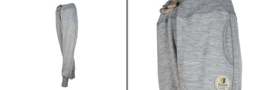 Pure Vêtements Pantalon Laine Mérinos Femme Sport Jogging Chauds zSVUMp