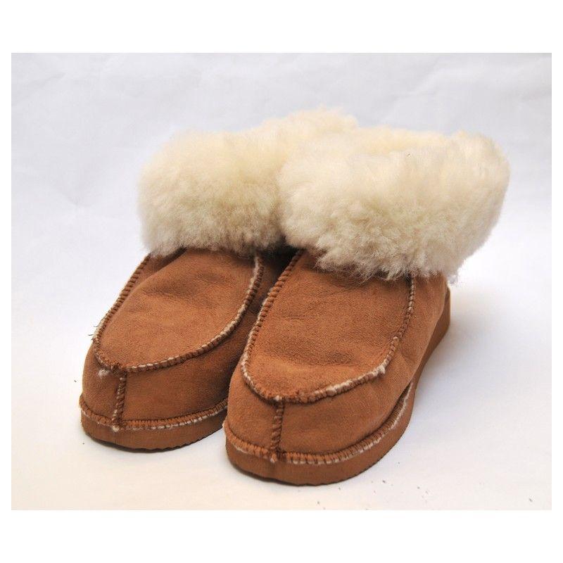 chaussons mocassins en peau d 39 agneau v ritable femme et homme. Black Bedroom Furniture Sets. Home Design Ideas