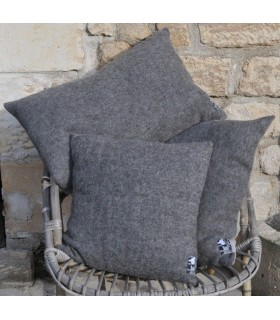 Nordic Cushion cover pure wool and linen