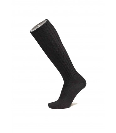 Men's socks knee high wool