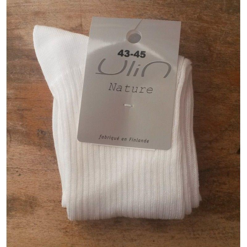 75ec3547601 Chaussettes pur coton non comprimantes pieds sensibles et diabétiques