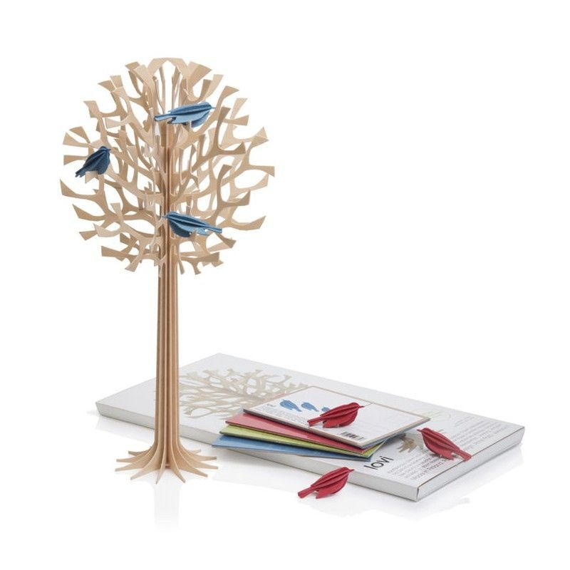 arbre d coratif bijoux en bois de bouleau lovi finlande. Black Bedroom Furniture Sets. Home Design Ideas