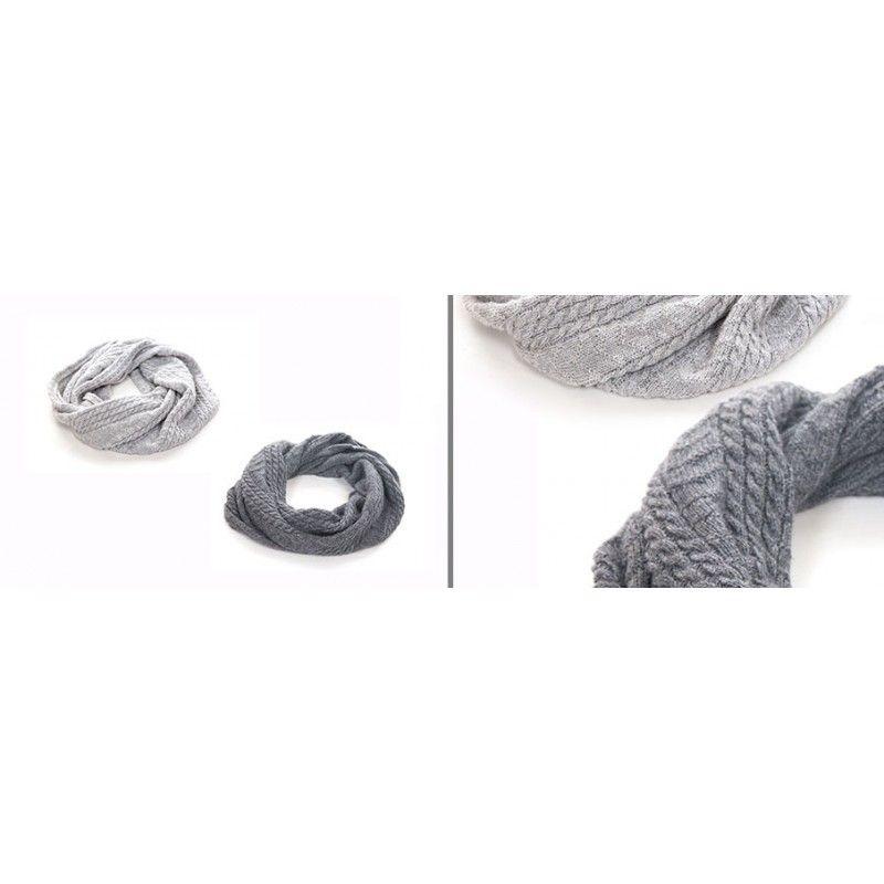 a8fe3892fa95 Charpe Tube Femme. Affordable Ferand Echarpe Tube Chaude Longue En ...