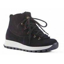 Chaussures grands froids en cuir hydrofuge pour femme - Olang