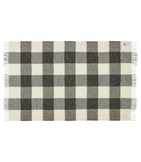 Plaid en pure laine vierge scandinave