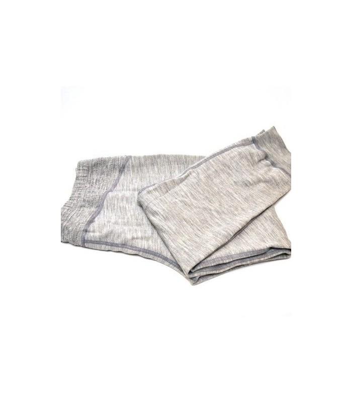 Jogging sport homme pure laine mérinos gris clair