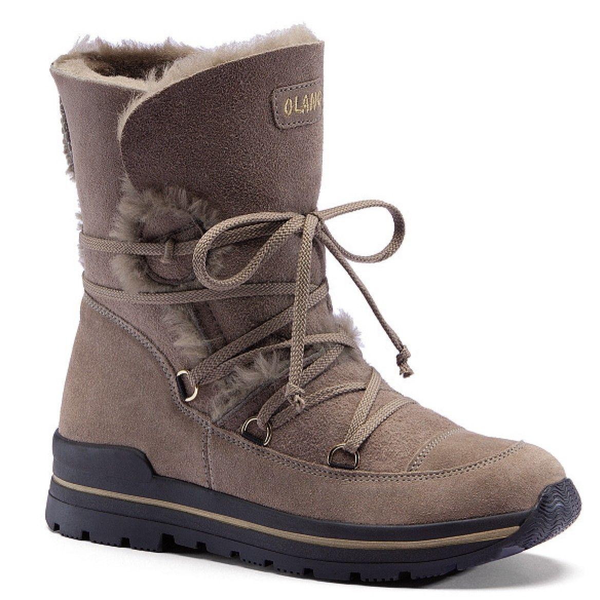 D'hiver Et For Chaussures Esprit Nordique Qzxan6n Bottes Olang gEPIH