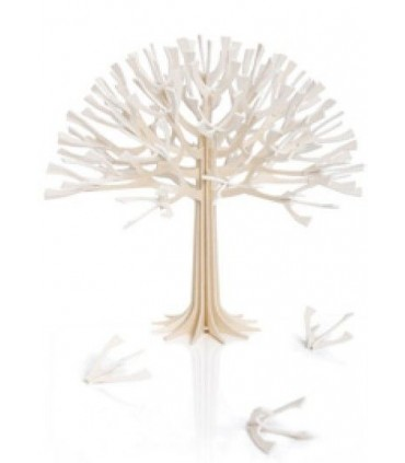 Spruce wood Lovi finnish decoration tree