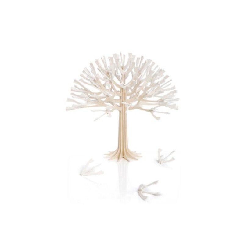 arbre décoratif à bijoux en bois de bouleau LOVI - Finlande on