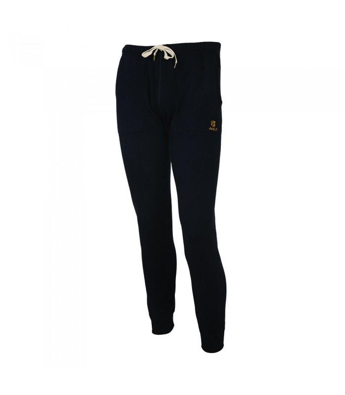 info pour f7d5a eea74 Pantalon jogging sport homme laine mérinos - vêtements chauds et doux
