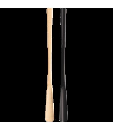 Chausse-pied scandinave en bois naturel grand modèle