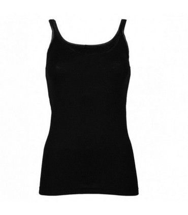 Tank top woman pure Merino Wool