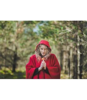 Patrón y jerseys mujer nórdico lana