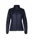 women's jacket in pure merino wool