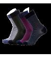 copy of Socks wool city woman extra fine striped or plain