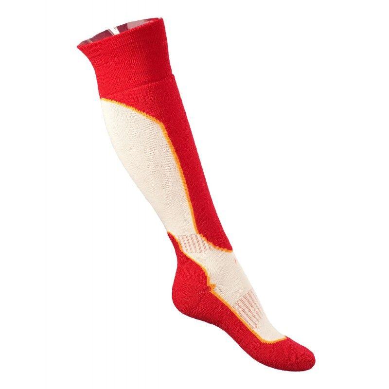Calcetines de esquí rendimiento Lana Merino caliente y no comprimir
