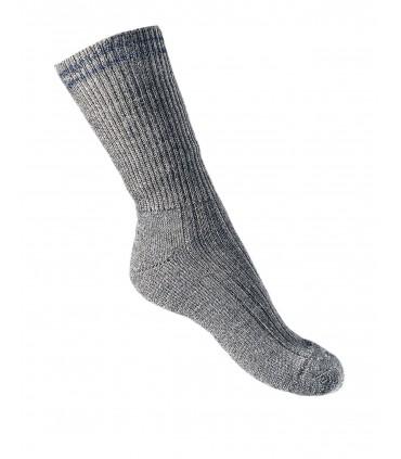 Chaussettes chaudes non comprimantes laine 60% homme et femme