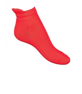 Soquettes rouges