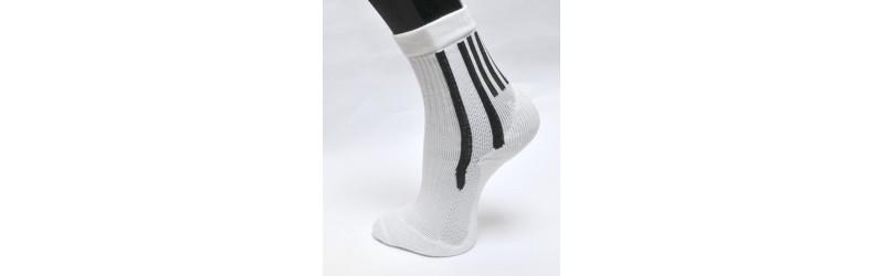 Chaussettes et socquettes sport laine mérinos, bambou homme et femme